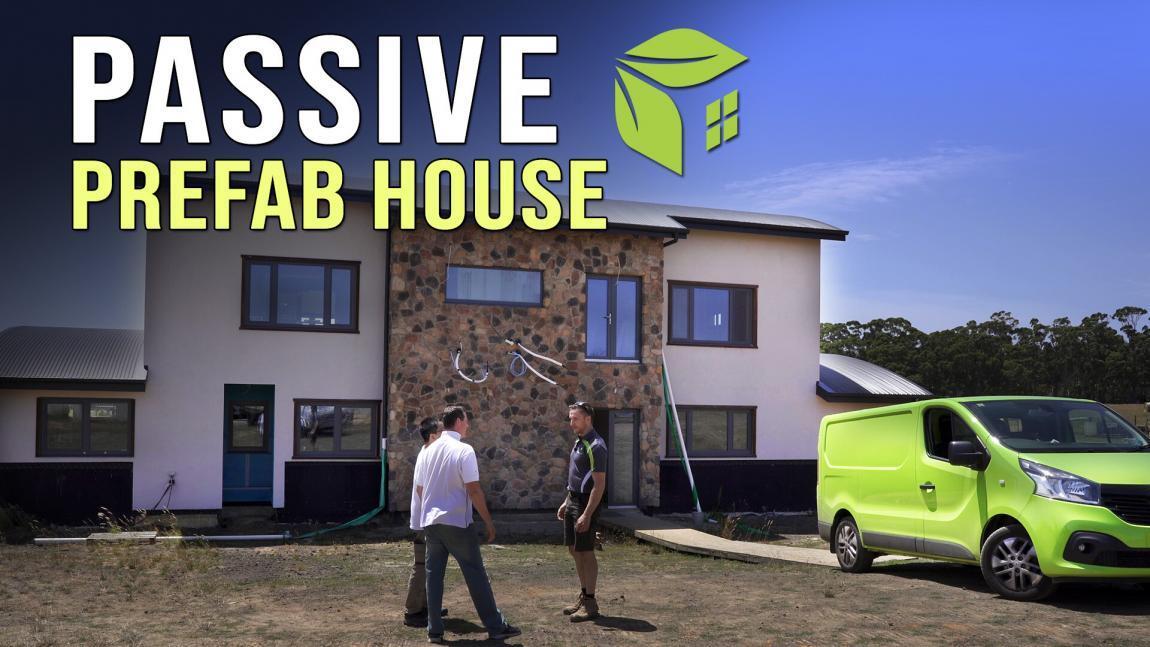 prefab passive house